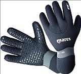 Mares Erwachsene Taucherhandschuhe Gloves FLEXA FIT 6.5 mm, Schwarz, 2XL, 412717