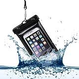 Power Theory Wasserdichte Handyhülle - Wasserfeste Smartphone Beutel Tasche Handyschutz...