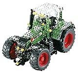 Tronico 10065 - Metallbaukasten Traktor Fendt 939 Vario, Maßstab 1:16, Profi Serie, grün, 1095...