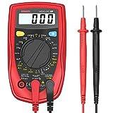 Etekcity MSR-R500 Digital Multimeter Voltmeter Spannungsmesser Spannungsprüfer Strommessgerät...