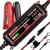 MOTOPOWER MP00207A 12V 2Amp Smart automatische Ladegerät/Maintainer für Bleibatterien und...