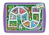 Fred & Friends Kinder-Tablett fürs Abendessen Zauberwald 30 x 21.2 x 2 cm Mehrfarbig