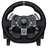 Logitech G920 941-000124 Driving Force RENNLENKRAD (USB 2,0, Selbstkalibrierung, geeignet für Xbox...