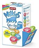 Animonda Milkies Selection, 4 Sorten á 5 Kapseln = 20 Kapseln á 15 g