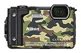Nikon Coolpix W300 Digital Camera Camouflage (16 MP, 5x Optical Zoom/7.6 cm (3 Zoll) LCD Display, 4...