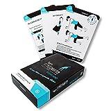 figgrs Fitnesskarten Rückenfit (56 Trainingskarten mit 50 Bodyweight Fitnessübungen ohne Gerät)...