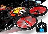 RC 4,5 Kanal 2.4 Ghz Hexacopter - riesen Quadrocopter, Drohne 'WL Toys V323'