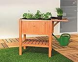 Hochbeet 'Floralis', Tanne FSC®-zertifiziert Gemüsebeet inklusive wasserdichter Folie,...