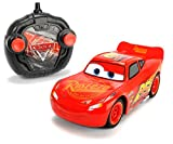 Dickie Toys 203084003 - 'Cars 3 Turbo Racer Lightning McQueen', RC Fahrzeug, ferngesteuertes Auto,...