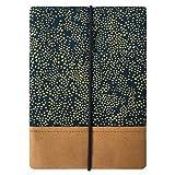 Kuratist eBook Reader Sleeve- Handgemacht aus 100% Baumwolle und Kantenschutz aus Papier in...