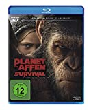 Planet der Affen: Survival [3D Blu-ray]