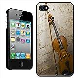 Fancy A Snuggle Schutzhülle für Apple iPhone 4 / 4S (Hartschale, Rückenabdeckung zum Aufstecken,...