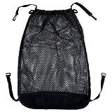 Little Sporter Kinderwagen Tasche Einkaufstasche Universalnetz mit Sichtschutz und Ankerverschluss...
