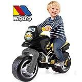 Rutsch Motorrad XXL im Batman Design mit breiten Reifen, dient als Lauflernhilfe für die Kleinen,...
