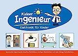Kleiner Ingenieur: Elektronik für Kinder. Lernpaket mit allen elektronischen Bauteilen, die für...