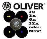 Oliver Squashball rot 1er