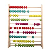 Zählrahmen Holz Abakus Lernspielzeug für Kinder