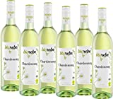 BIOrebe Chardonnay Weißwein trocken (6 x 0.75 l)