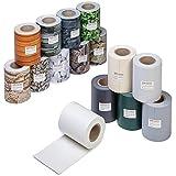 Profi Qualität PVC Sichtschutz-Streifen, Zaunblende, Folie, Doppelstabmatten, Zaun, Zaunfolie (35...