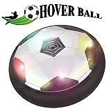 Air Power Fußball, MUTUAL Hover Power Ball Indoor Fußball mit LED Beleuchtung, Perfekt zum Spielen...