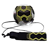 Mture Solo Fußball Trainer Soccer Trainer Football Kick Trainer Solo Soccer Practice Training Aid...