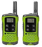 Motorola TLKR T41 PMR Funkgerät mit LC-Display grün