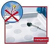 Anti-Rutsch-Sticker  von Safepore® für Ihre Sicherheit im Bad - kein Ausrutschen mehr in der...
