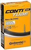 Continental Luftschlauch Fahrrad Race 28 (28 Zoll) 700x20/25C 20/25-622/630 SV 42, 0181781