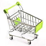 Mini Einkaufswagen - SODIAL(R) Mini Supermarkt Einkaufswagen Stiftehalter Hamster Kinder Spielzeug...