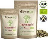 Frauenmanteltee Bio (100g) Frauenmantel-Kraut Tee | Schadstoffkontrolliert | aus kontrolliert...