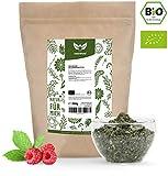 NaturaForte Bio Himbeerblätter-Tee geschnitten 250g, Himbeer Tee, Himbeerblätter Tee während...