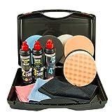 Menzerna Polierset Aufbereitung mit Politur und Versiegelung im Koffer