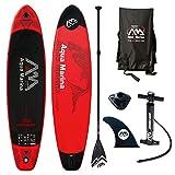Aqua Marina Monster 12.0 iSUP Sup Stand Up Paddle Board mit Sport II Paddel