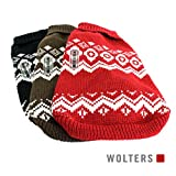 Wolters Norweger Pullover 35cm rot/weiss