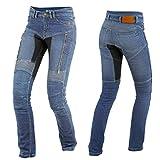 Trilobite Damen Motorrad Jeans PARADO Hose lang, 03066144, Größe 32/48