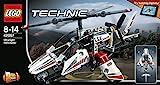Lego 42057 Technic Ultraleicht-Hubschrauber, Fortgeschrittenes Bauset