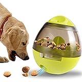 Zubita Kauspielzeug, Hundefutter Ball | Futterspender für Hunde und Katzen, Kreativ Tumbler...