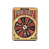Paladone pp3567The Ultimate in einer Dose Pub Quiz mit Spinner