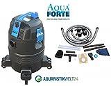 AquaForte Teichschlammsauger, Schlammsauger Teichsauger Nasssauger für Pool NEU
