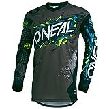 O'Neal Element Villain Motocross Kinder Jersey MTB Mountain Bike Trikot Enduro MX FR DH Kids,...