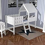 lounge-zone Spielbett Abenteuerbett Höhlenbett Baumhausbett Kinderbett Spielhöhle Bett Hochbett...