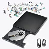 booye USB 2.0 superdünn DVD-Laufwerk CD Brenner Laufwerk, Notebook, Desktop, Netbook, DVD...