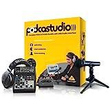 Behringer PODCASTUDIO USB Recording Set