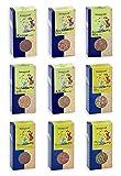 Sonnentor 5172 Keimsprossen mit 9 Sorten (Bio-Keimsprossen)