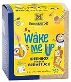 Sonnentor Bio Gewürz- und Teemischung, Ideenbox für Dein Frühstück'Wake me up!', 42,8 g