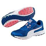 Puma Damen Essential Runner Outdoor Fitnessschuhe, Blau (Lapis Blue-White-Nrgy Peach), 39 EU