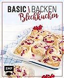 Basic Backen - Blechkuchen: Grundlagen & Rezepte für Klassiker, Stechkuchen, Cheesecakes und...