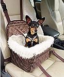Hundetasche für Autositz Hunde Tragetasche & spezial Gurtsystem Tasche NEU