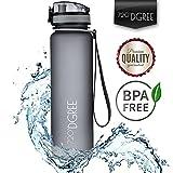 Trinkflasche 'uberBottle' von 720°DGREE - Wasserflasche aus Tritan 1l | Neuartige Flasche | Water...