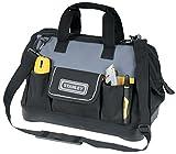 Stanley Werkzeugtasche / Werkzeugbeutel (44.7x27.5x23.5cm, robuster Kunststoffboden, verstärkte...